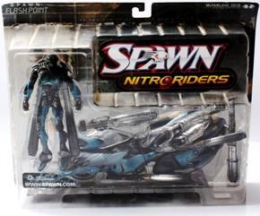 "Spawn series 16 ""Rare-Vintage"" 2000"