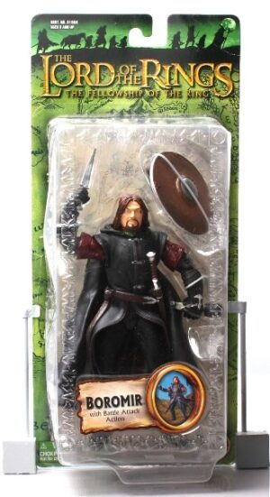 Boromir Battle Attack Action (Green Trilogy Card) - Copy