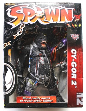 Target Exclusive Mint SPAWN Series 4 White CY-GOR
