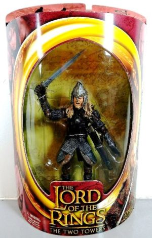 Eomer with Sword Attack Action - Copy
