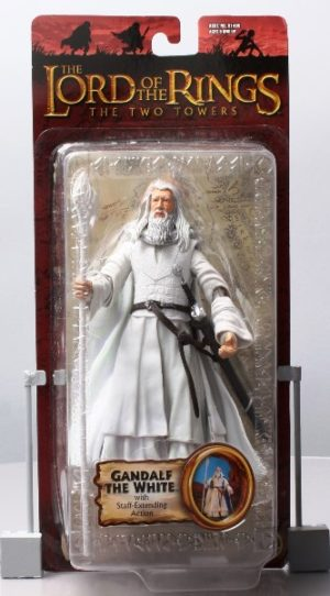 Gandalf the white (Red Trilogy Card) - Copy
