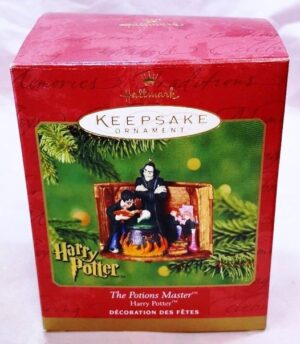 Harry Potter The Potions Master Ornament-Light-Up-02ab - Copy