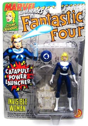 Invisible Woman Catapult Power Launcher-1994-1a