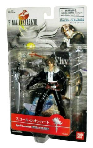 Squall Leonhart (Extra Soldier)-01a