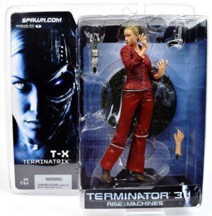 "McFarlane (Terminator 3 Series) ""Rare-Vintage"" 2003"