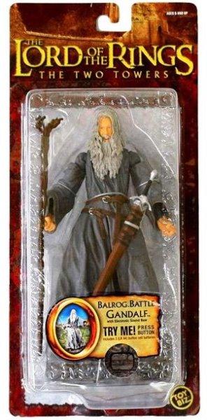 Balrog Battle Gandalf
