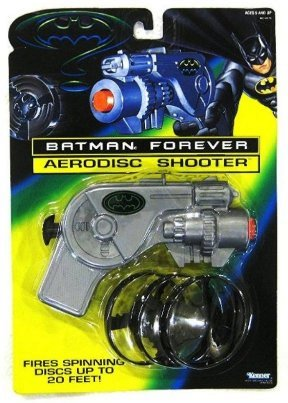 Batman Forever Aerodisc Shooter - Copy