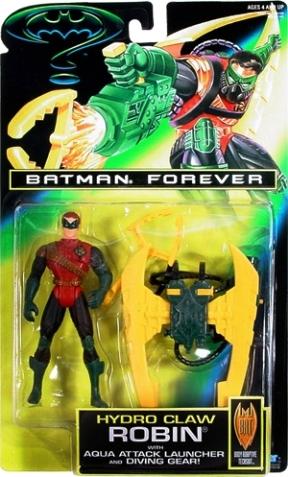 Batman Forever Hydro Claw Robin - Copy