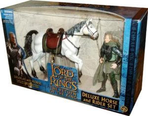 Deluxe Horse And Rider Set Legolas With Horse The Return Of The King-01b