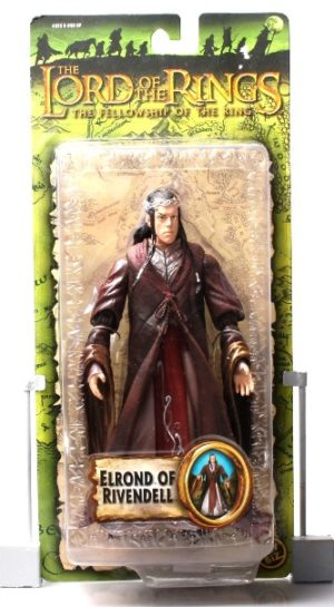 Elrond of Rivendell (Green Trilogy Card) - Copy