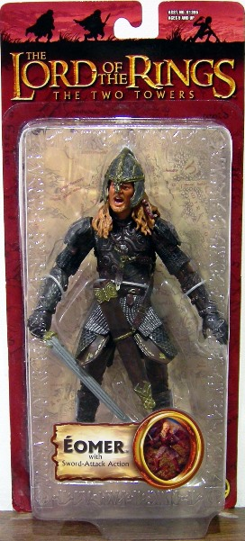 Eomer with Sword Attack Action