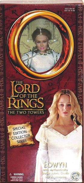Eowyn 12 Inch Limited Edition The Two Towers-0001 - Copy
