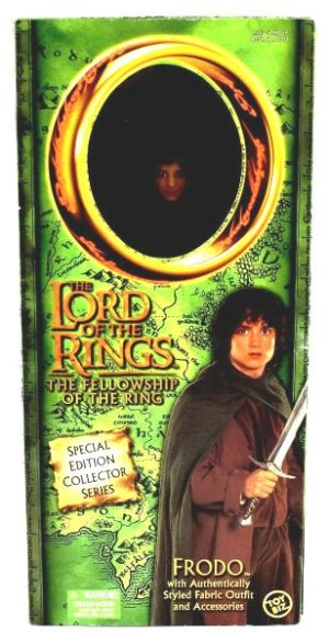 Frodo 12 Inch Limited Edition Action Figure - Copy