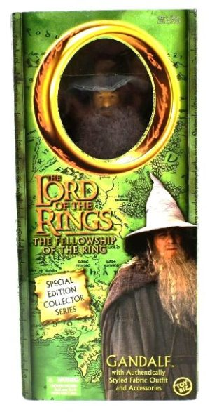 Gandalf 12 Inch Limited Edition Action Figure - Copy