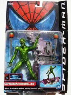 Green Goblin (Bomb firing goblin glider) Series 2a