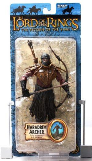 Haradrim Archer (Blue Trilogy Card) - Copy