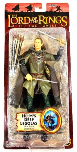 Helm's Deep Legolas with Shield Stakeboard-01b - Copy