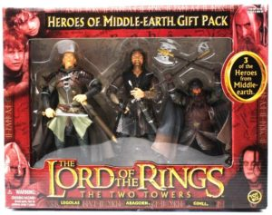 Heroes of Middle-Earth Gift Pack - Copy