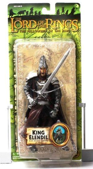 King Elendil (Sword Slashing Action)