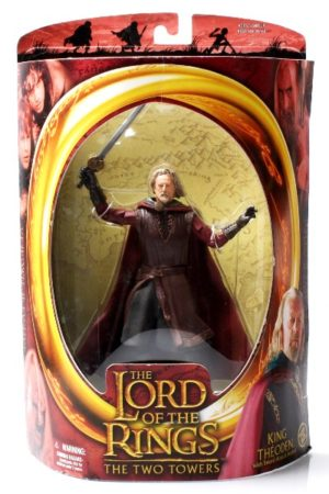King Theoden with Sword Attack Action - Copy