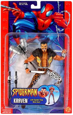 Kraven Spider-man Classics