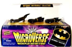 MicroVerse BatMobile Collection - Copy
