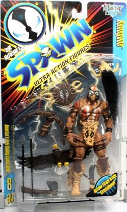 "Spawn series 08 ""Rare-Vintage"" 1997"