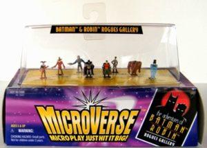 Rogues Gallery (MicroVerse- The Adventures of Batman & Robin) - Copy