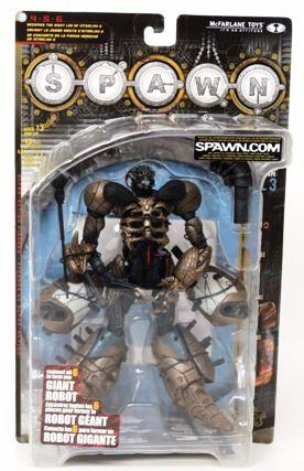 "Spawn series 18 ""Rare-Vintage"" 2001"