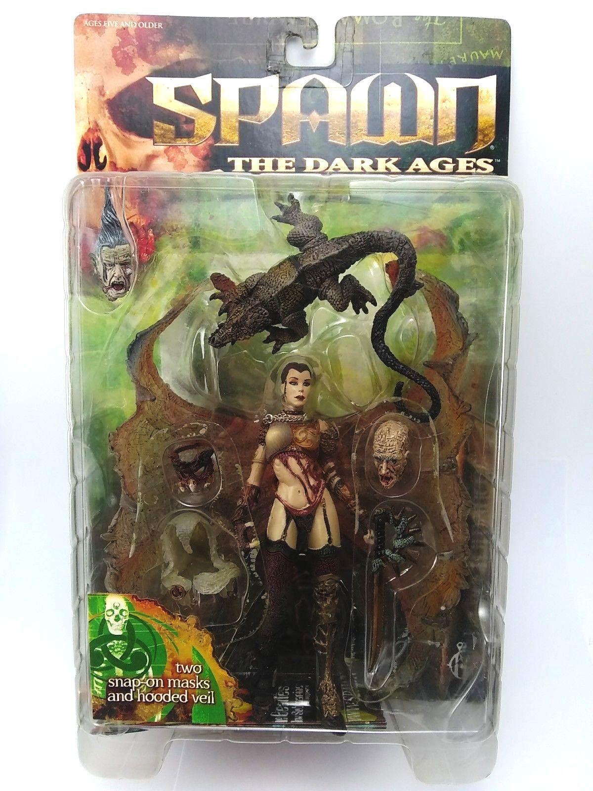 "Mcfarlane Spawn The Dark Ages 7/"" Action Figures Varaition"