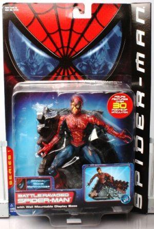 Spider-Man Battle Ravaged Spider-Man - Copy