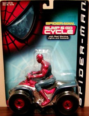 Spider-Man (Bump & Go Cycle #1)