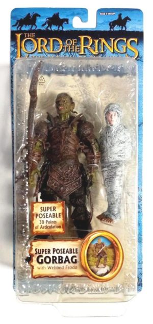 Super Poseable Gorbag with Webbed Frodo-00