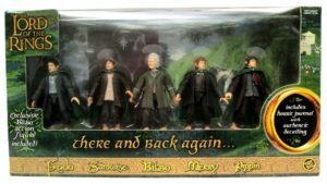 There And Back Again Gift Pack The Fellowship Of The Ring - Copy