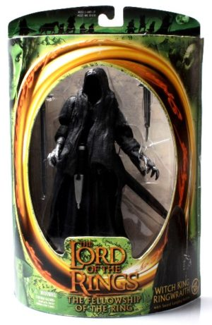 Witch King Ringwraith (Green Oval Card) - Copy