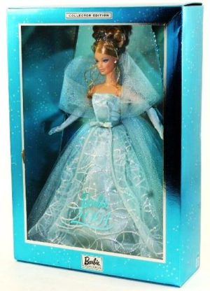 2001 Barbie Doll -00