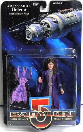"Babylon 5 (""Exclusive Premiere & WB Toy Series-1 Collection"") ""Rare-Vintage"" (1997)"