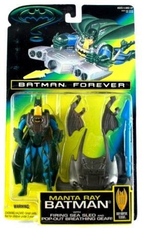 Batman Forever Manta Ray Batman-1b