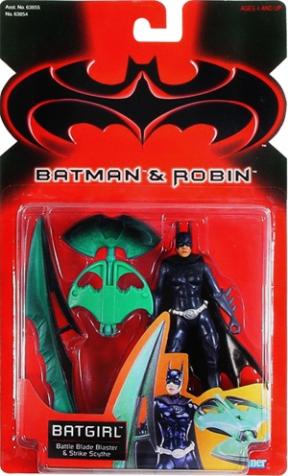 BATMAN GARDEN of EVIL BATMAN ROBIN /& POISON IVY VERY RARE 2002