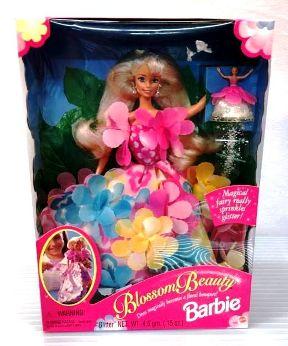 Blossom Beauty Barbie
