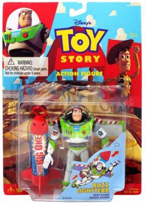 """Disney (""""Toy Story Animated Movie Series"""") """"Rare-Vintage"""" (1995)"""