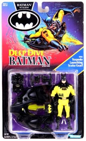 Deep Dive BATMAN RETURNS Kenner