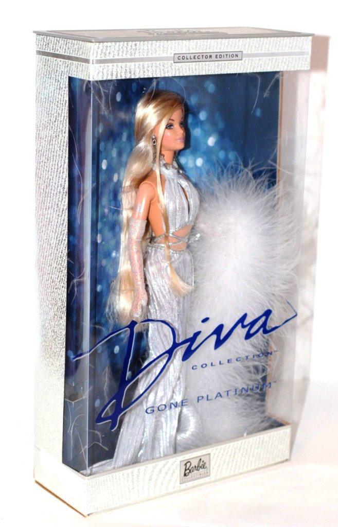 Diva Collection Gone Platinum -B