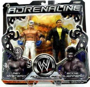 "Jakks (WWE-Adrenaline 2pk) ""Rare-Vintage"""