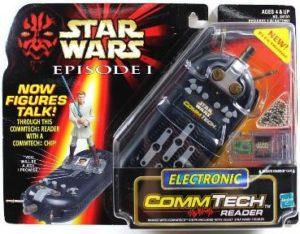 Star Wars Episode 1 CommTech Readers 1998