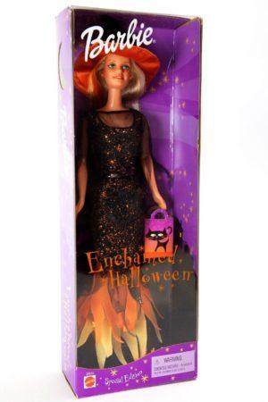Enchanted Halloween Barbie (Blonde) 2000-0 (1)