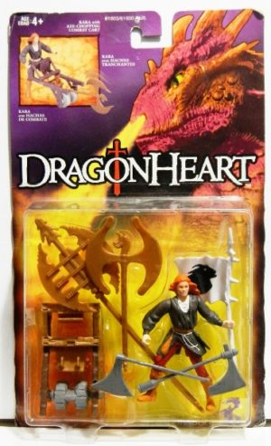 "DRAGONHEART (Kenner Collection Series-1) ""Rare-Vintage"" (1995)"