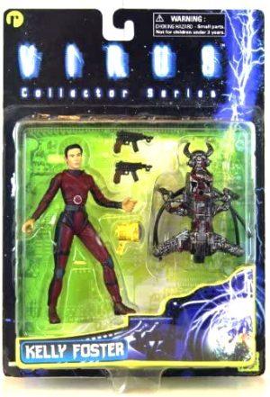 Virus Beetle Robotic (Feature Film Movie Collector Series-1) Rare-Vintage (1998)