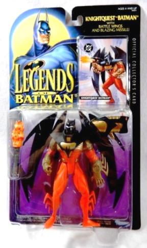 Knightquest Batman Legends Of Batman - Copy