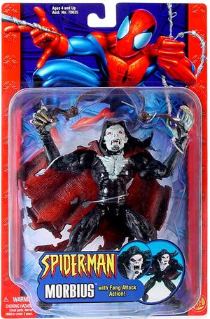 Morbius Spider-man Classics